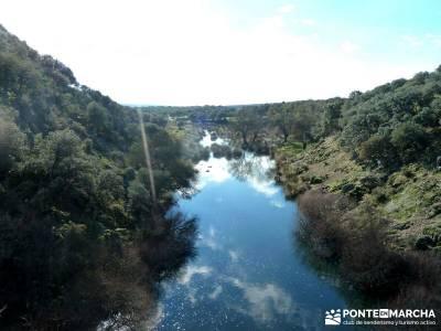 Río Manzanares - Puente Marmota; rutas de montaña; senderismo guadalajara;excursiones gredos